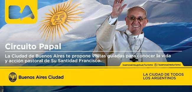 circuito papal