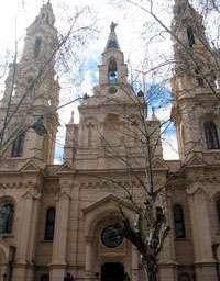 Iglesia Santa Felicitas en Buenos Aires